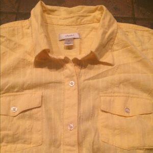 Tops - CJ Banks shirt size 2x